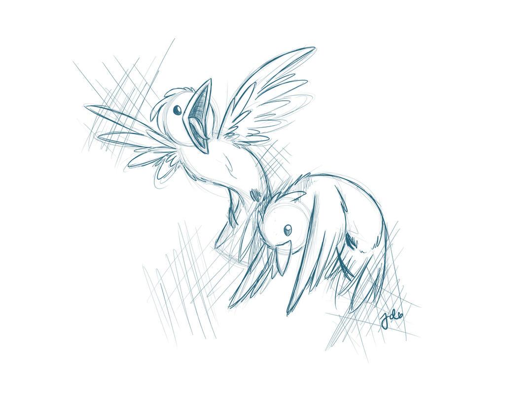 flying birds by jaidenanimations on deviantart