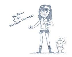 Pokemon Trainer by JaidenAnimations