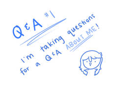 Q and A #1: About Me by JaidenAnimations