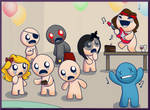 Binding of Isaac Commission