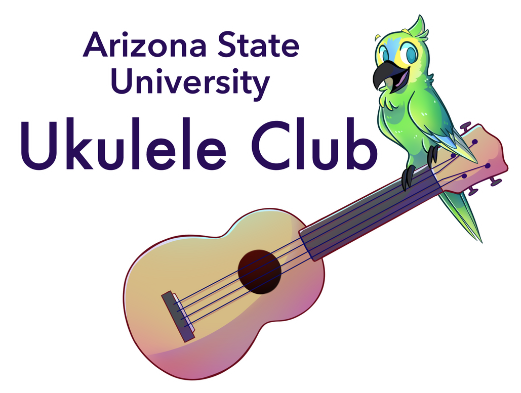 ASU Ukulele Club by JaidenAnimations