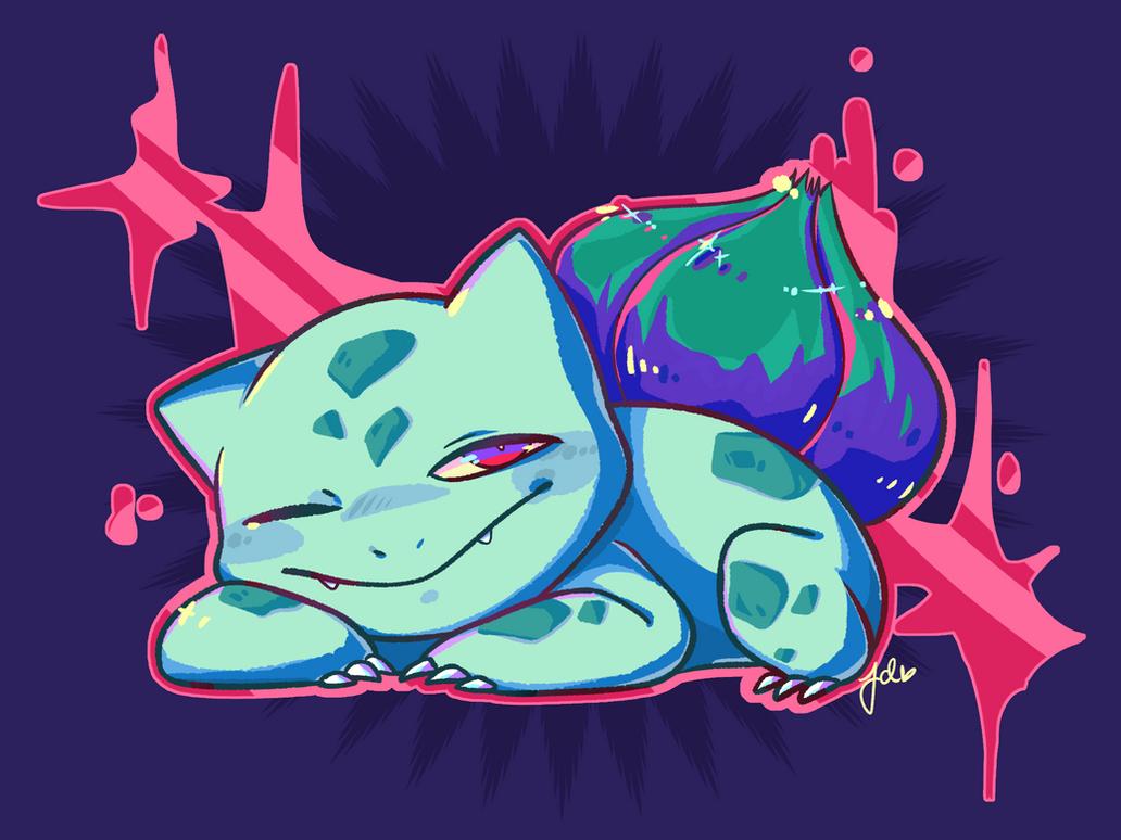 Bulbasaur by JaidenAnimations