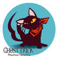 Ghost Trick FanArt - True Form by Xavy-027