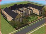 Sims 2 Alexander Palace