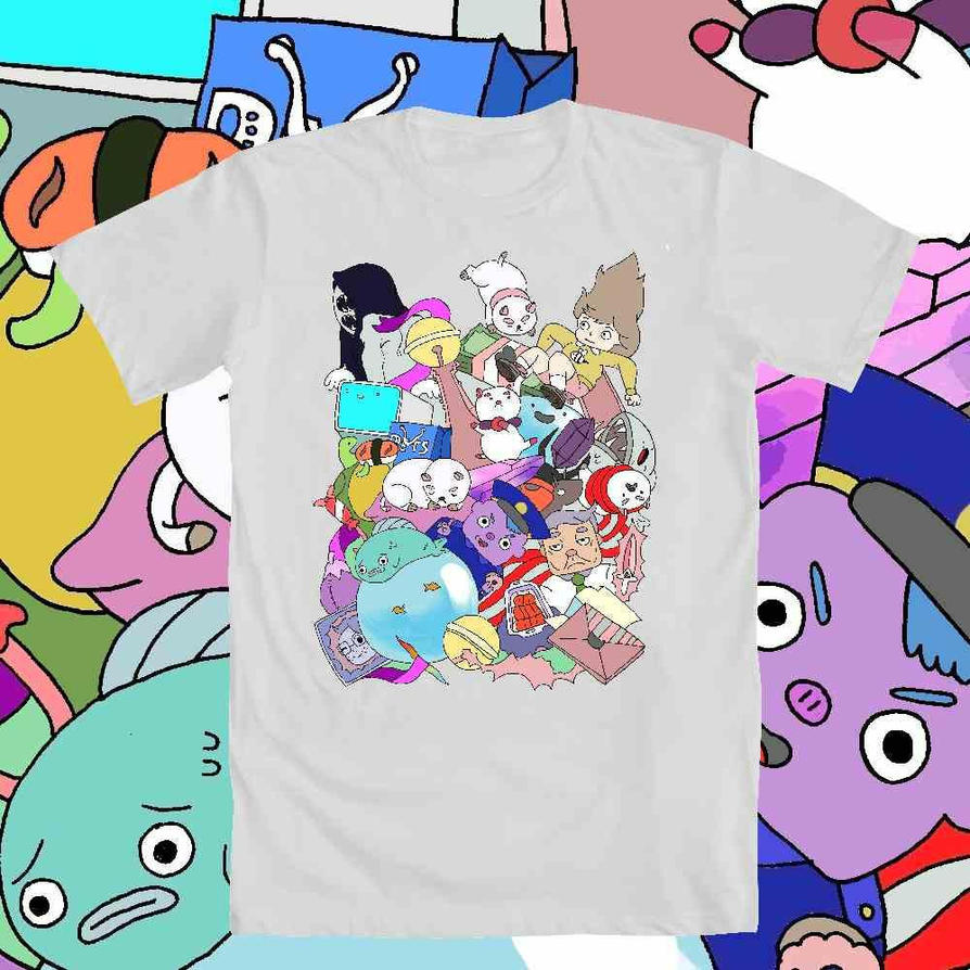 Bee And Puppycat Sweater Bigking Keywords And Pictures