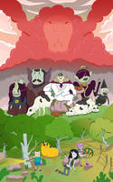Adventure Time Stakes Fanart by hoity-toity-holiday