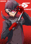 [FanArt] Persona5: Akira
