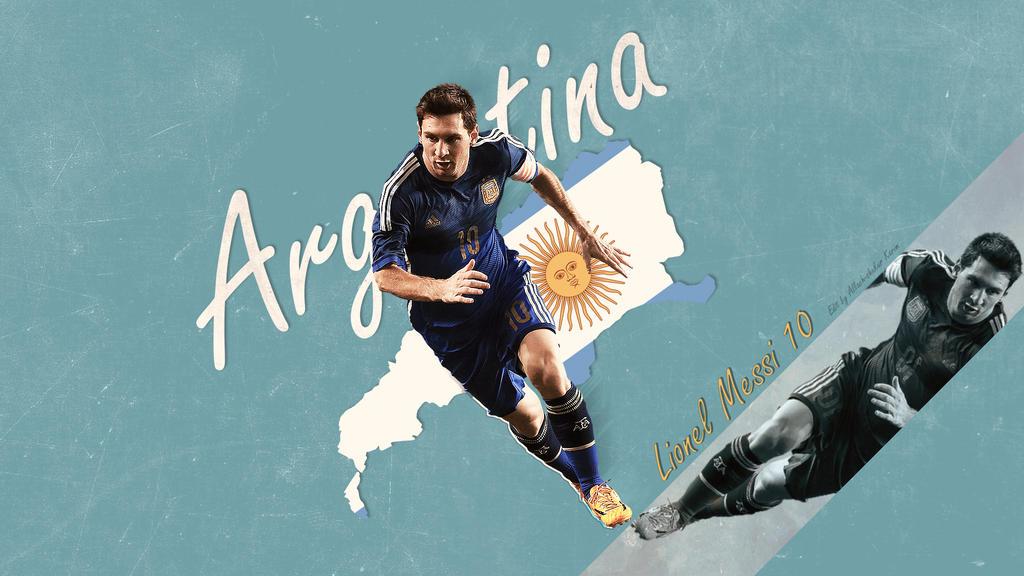 Lionel Messi - Legend | 2014/2015 by eL-Kira