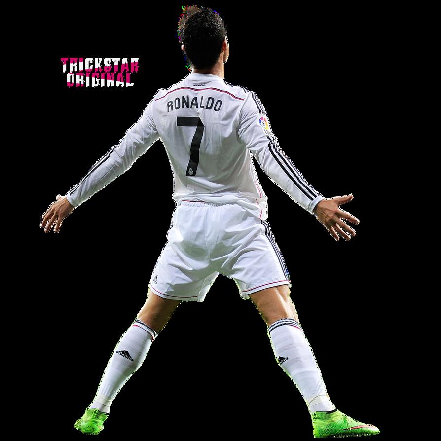 Cristiano Ronaldo - Render |2015|Realmadrid by eL-Kira