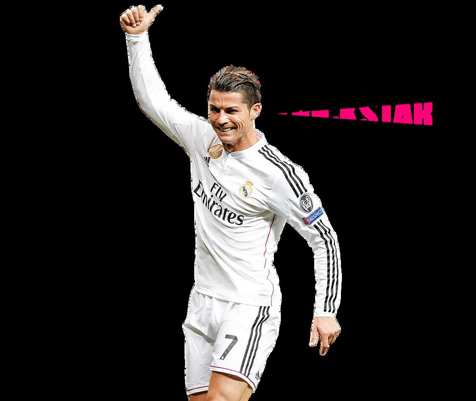 Cristiano Ronaldo vs Levante (Home) Render 14-15 by eL-Kira