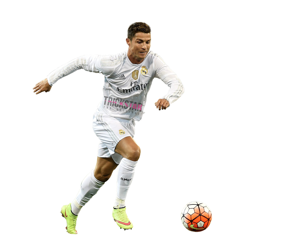 Cristiano Ronaldo - Render | 2015/16 | New Trikot by eL-Kira