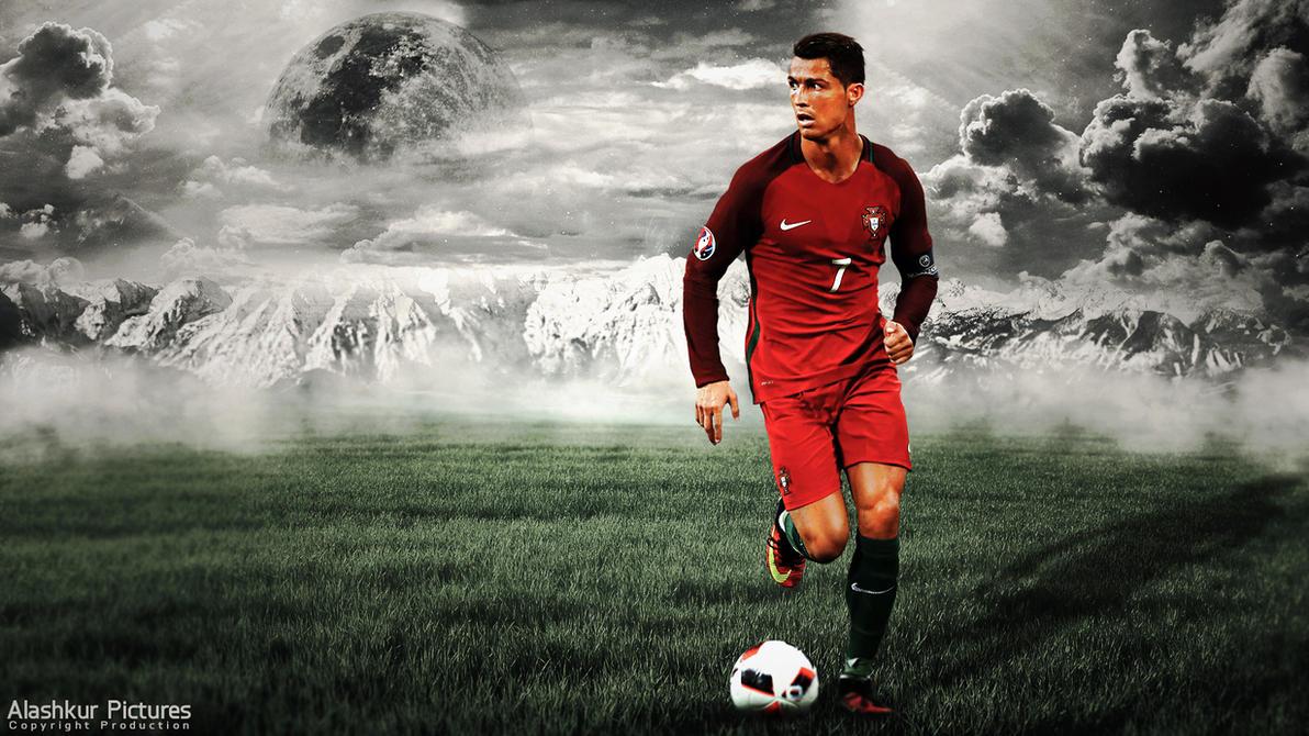 Cristiano Ronaldo - Euro 2016|Ballon d'Or by eL-Kira