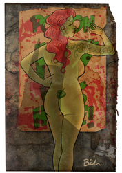 Poison Ivy was here by BernyArrBee
