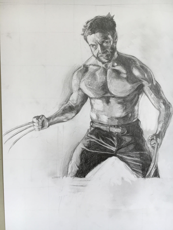 Wolverine by Mutotsuka