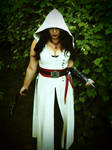 Assassin's Creed Lady Assassin Cosplay