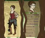 Aedoterene: Rhiannon, Horsemaster