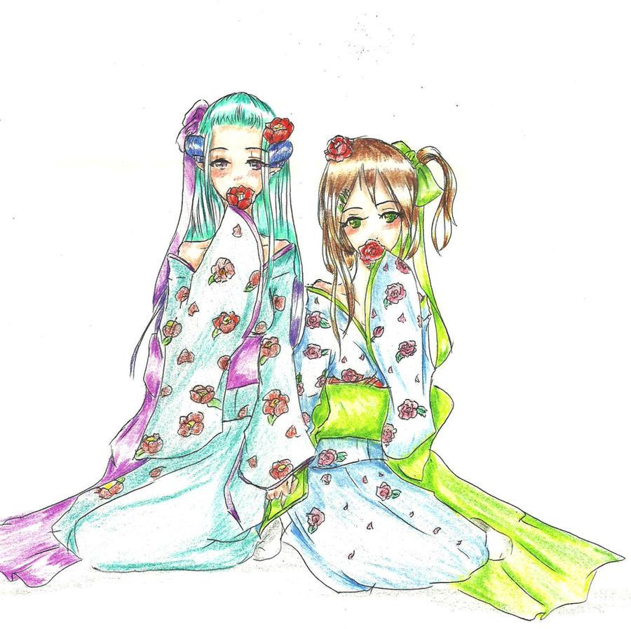 Iroha Uta by yukifubuki