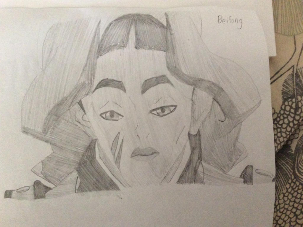 Chief Beifong by yorkylover2