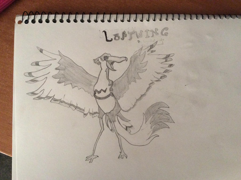 Shaded Loftwing by yorkylover2