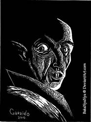 Nosferatu in lino by BakaNyaNya