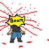 Head go boom by KaosJay666