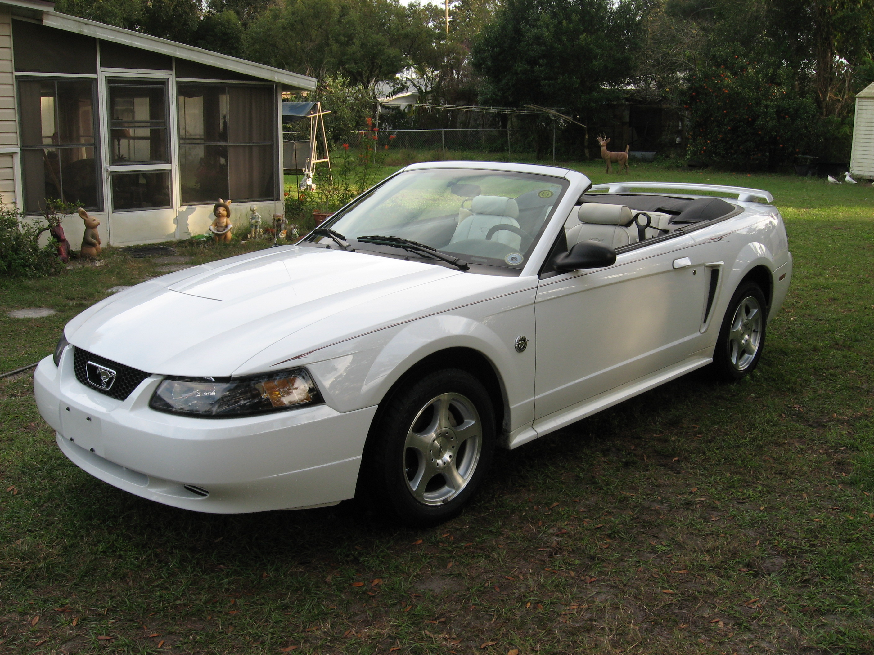 2004 Ford Mustang Convertible by vulpixgrant on DeviantArt