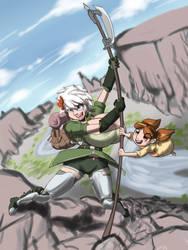 adventure! sunny and dulce by moronsonofboron
