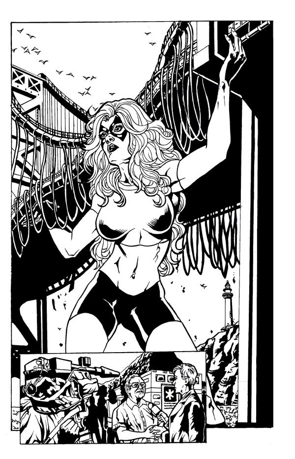 Giantess preview page by ericalannelson