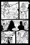 Femforce Legion of Virtue page 1
