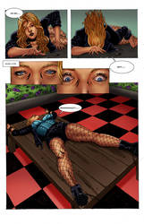Black Canary Canary Cries Page 3