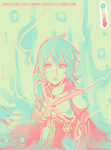 Color Palette Meme - Aqua