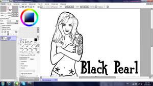 Black Pearl Clothing. wip.