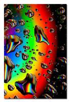 Drops of the Rainbow by Neslepaks