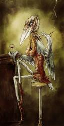 Bar Fly by Aetharius