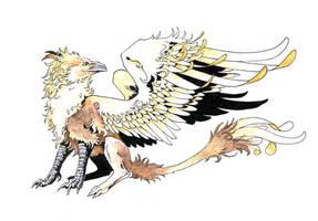 Header Griffin by Aetharius
