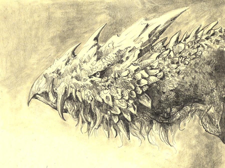 Brute Dragon by Aetharius