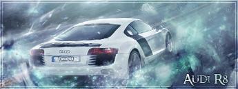 Audi R8 Sig// Audi_R8_by_Alejandro94Taker
