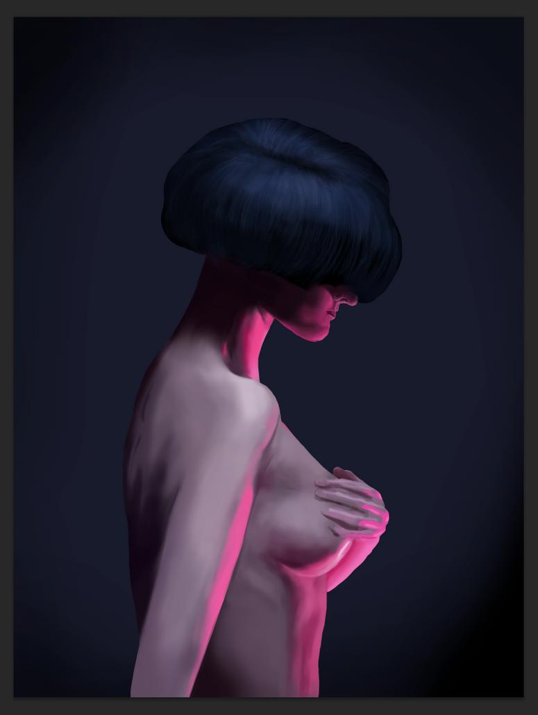 Progress shot_Eva v1.1 by SoulCalybur