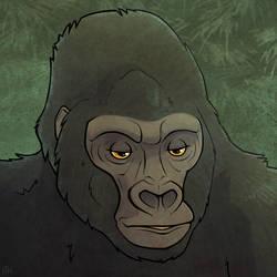 Gorilla Exclamationmark