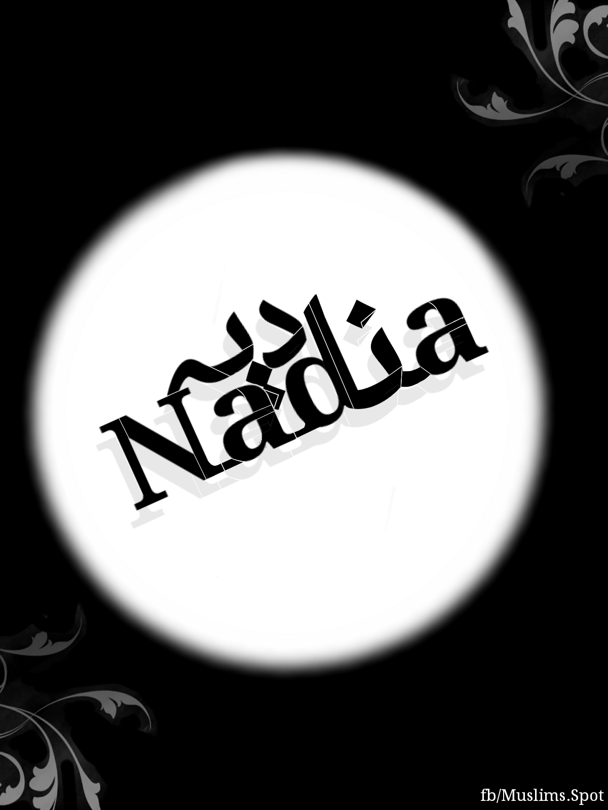 Amazing Wallpaper Name English - nadia_arabic_english_fusion_by_net_spidy-d8lt2vg  You Should Have_698488.jpg