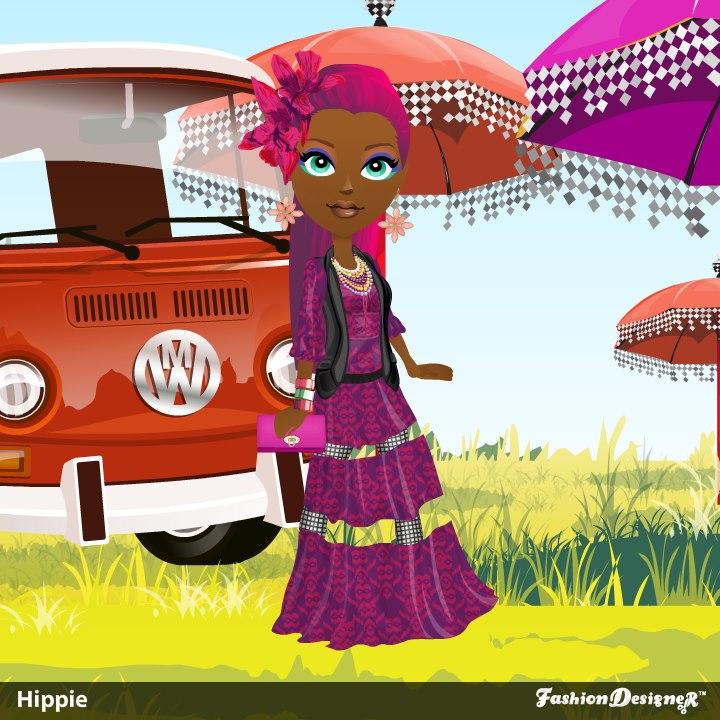 Fashion Designer Hippie By Hraygurl On Deviantart
