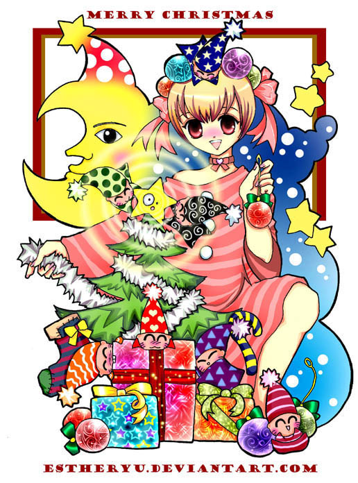 Merry_Christmas by Estheryu