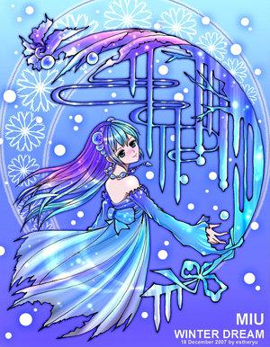 Miu-Winter Dream by Estheryu