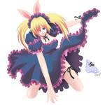 Teru Rabbit Loli Girl
