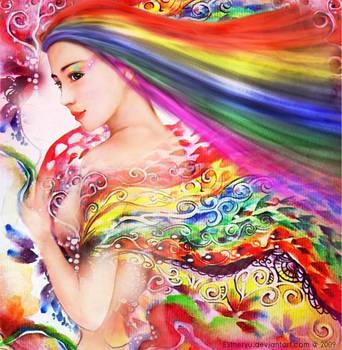 Rainbow by Estheryu