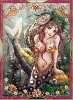 Mermaid by Estheryu