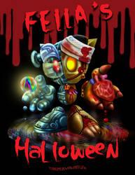 Fella halloween by Estheryu