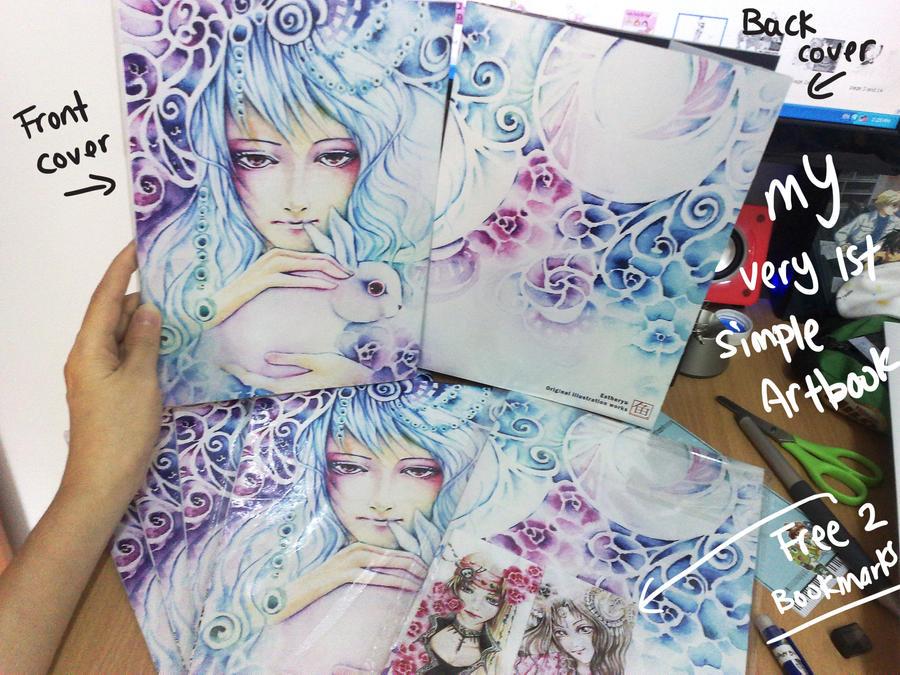 My Artbook by Estheryu