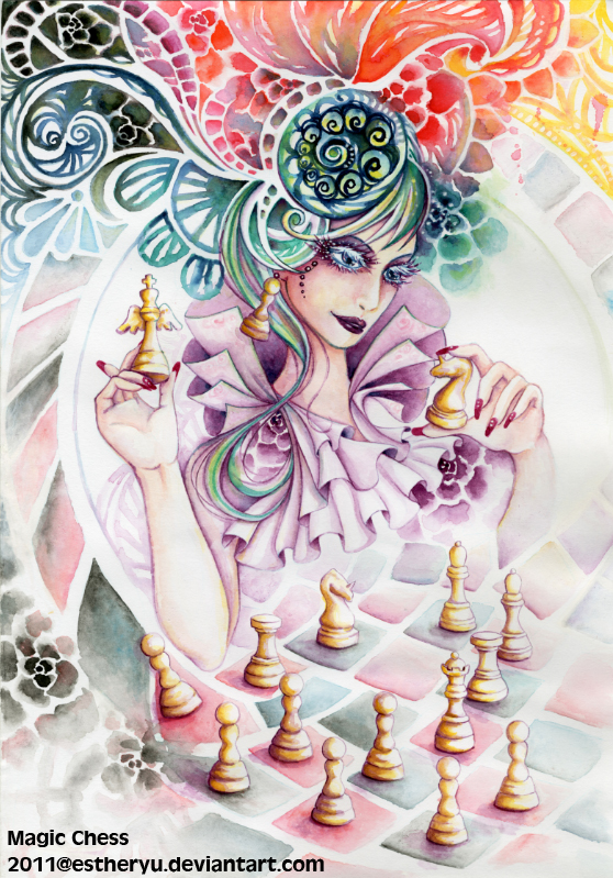 Magic Chess by Estheryu