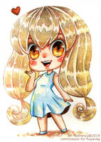 commission cherry for Pupaveg by Estheryu